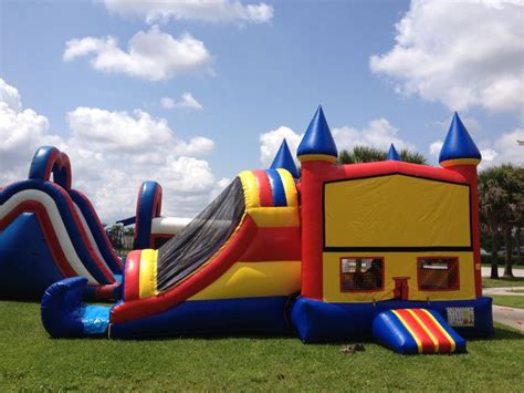 bounce houses for rent 2 in 1 bounce house for rent 001