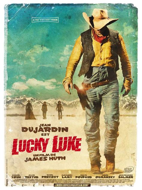 film cowboy francais lucky luke film 2009 allocin 233