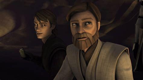 wars obi wan and anakin wars obi wan anakin lost in your stories i miss clone wars