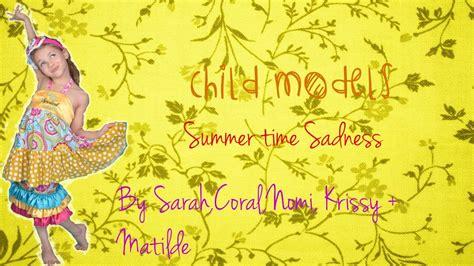 child nonudes child models summertime sadness youtube