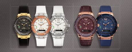 #ssunewlaunchreport | guess connect smartwatches launching