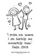 Psalm 139 14 Coloring Page » Home Design 2017