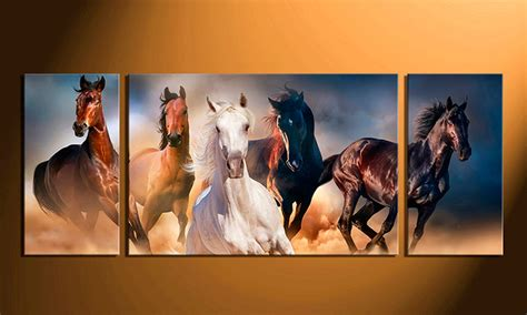 home decor horses hors sculpture living room hors