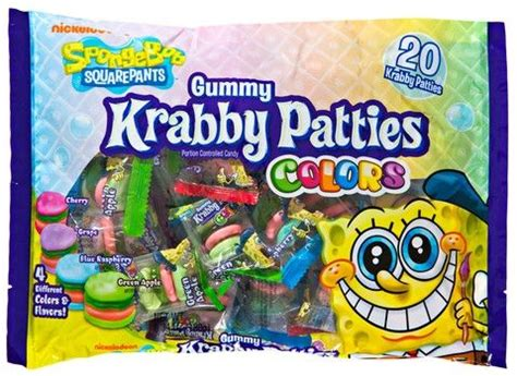 spongebob colored patties the gallery for gt colorful krabby patty