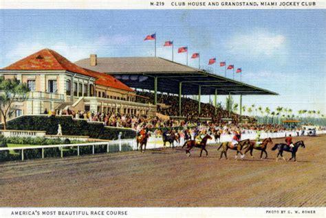 club house miami florida memory club house and grandstand miami jockey club hialeah florida