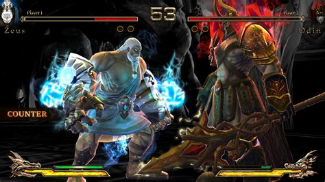 2d fighting game fight of gods announced for pc gets new