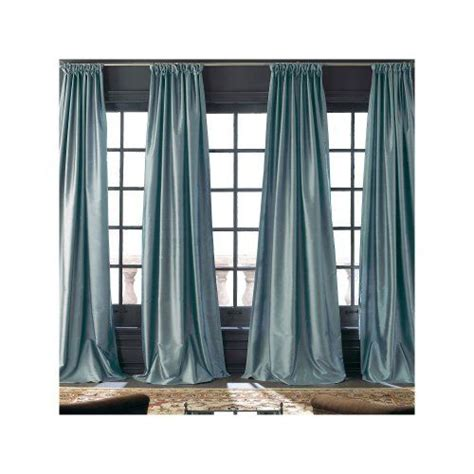 low priced curtains low price royal velvet grandeur silk rod pocket back tab