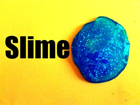 Slime From The Slime how to make slime bloomfield road