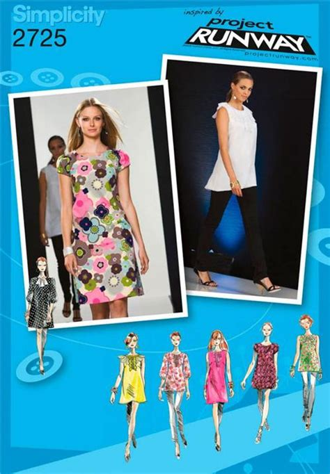 Would You Let A Project Runway Designer Create Your Prom Dress by Simplicity Sewing Pattern Design Your Own Project Runway