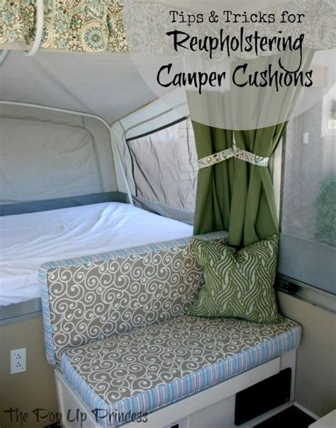 reupholster rv couch 36 best images about diy cer van furniture and
