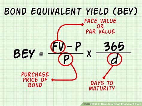 Bond Equivalent Yield Mba by How To Calculate Bond Equivalent Yield 11 Steps With
