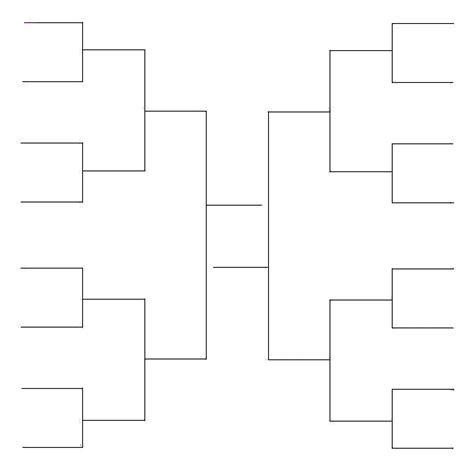 tournament brackets brackets are set let the madness begin