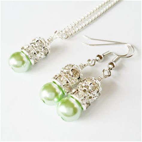 Green Leaf Renzo Basket 383 shop mint green and silver jewelry on wanelo