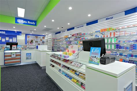 Modern Home Decor Store coral coast pharmacies west shopfitting jbm projects