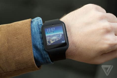Resmi Sony Smartwatch 3 Sony Smartwatch 3 Review Android Wear Can Be Remarkably