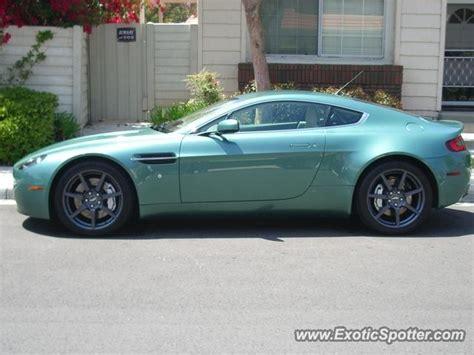 Aston Martin Carolina by Aston Martin Vantage Spotted In Chapel Hill