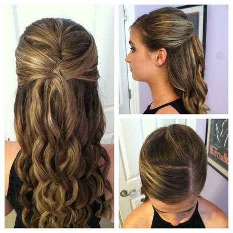 hairstyles for long thick hair easy cute easy hairstyles for long thick hair