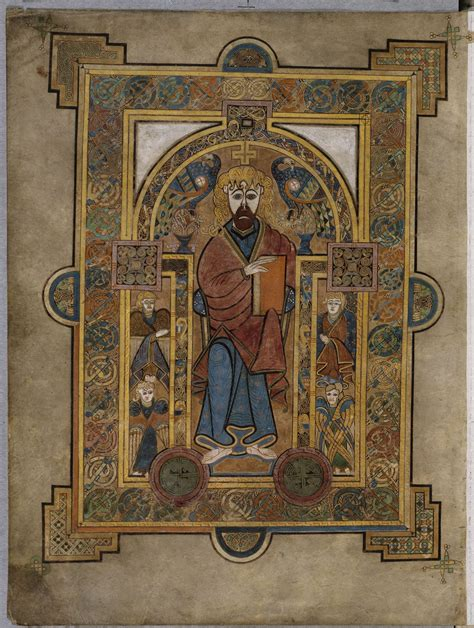 pictures of the book of kells an observation of the book of kells the book of hours