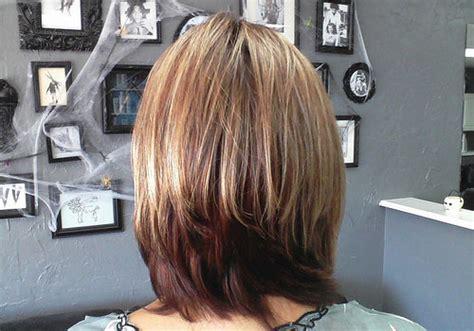 layered bob longer in back 33 sweet layered bob haircuts creativefan