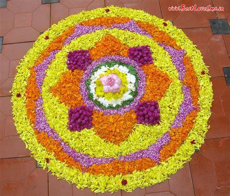 simple  easy flower rangoli designs  home homemade ftempo
