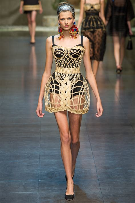 Ethnic Dress Miulan frockage dolce gabbana 2013 rtw collection