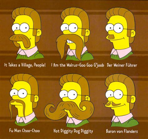 ned flanders quotes ned flanders diddly quotes quotesgram