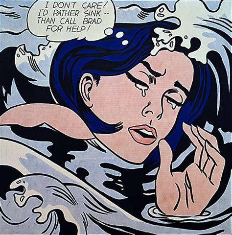 roy lichtenstein movement andy warhol the pop movement writework