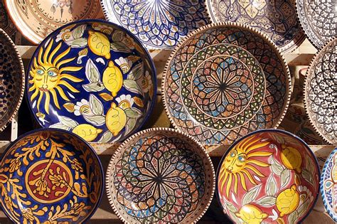 Handcraft Or Handicraft - guellala ceramic handicraft a photo from medenine south