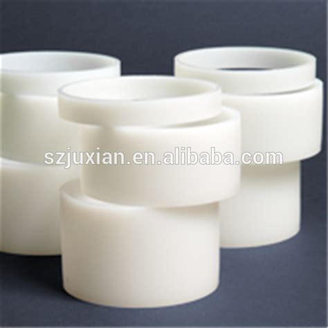 Plastik Pe Plastik Es white hdpe plastic winding pipes for solar