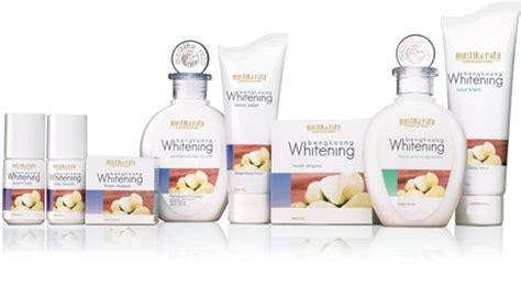 Harga Mustika Ratu Bengkoang Whitening Series whitening series mustika ratu cerahkan kulit anda jelita