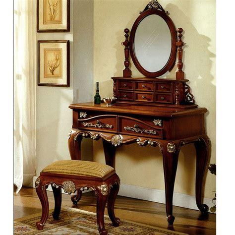 Mahogany Wood Vanities Bedroom by Buy Bedroom Vanity Set Mahogany Antique