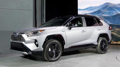 2020 Toyota Rav by 2020 Toyota Rav4 Redesign Release Date Hybrid Pictures