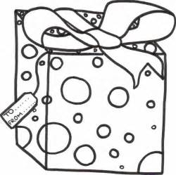 printable christmas gift coloring pages coloring pages