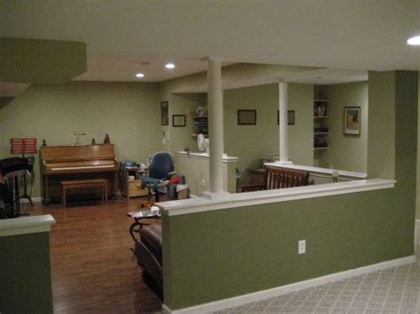 liking the half walls basement garage remodel ideas liking the half walls basement garage remodel ideas