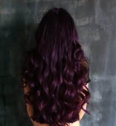 eggplant color hair dont want eggplant hair but purples fineas as it
