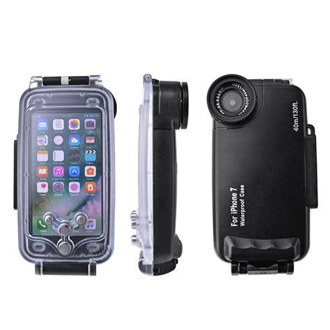 7 iphone waterproof sea 40m waterproof underwater diving phone cover for iphone 7 plus 7 ebay