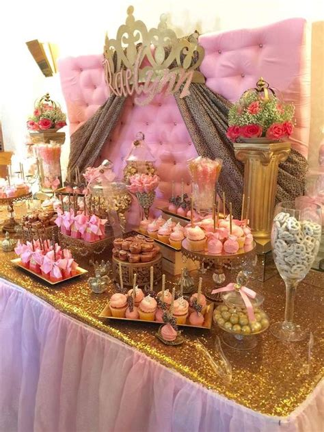 Princes Baby Shower by Cheetah Princess Baby Shower Ideas Babies