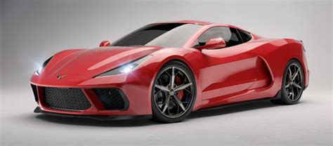 2020 Chevrolet Corvette Mid Engine by 2020 Chevrolet Mid Engine Corvette C8 Masterfully