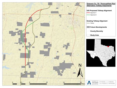 Grayson County Property Records Grayson County Tollway Study