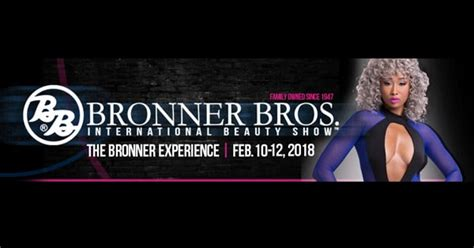 tickets for bronner bros hair show 2015 feb bonner hair bona brothers hair show in atlanta in february bronner