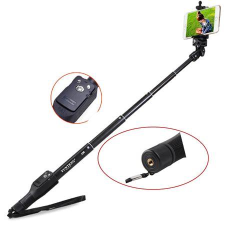 Monopod Bluetooth mobile tablets yunteng yt 2288 monopod selfie stick bluetooth shutter mobile phone holder