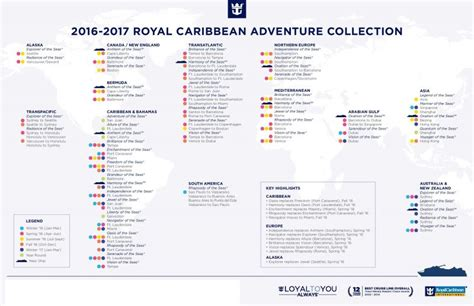 caribbean by cruise ship 8th edition the complete guide to cruising the caribbean cruise guides books royal caribbean international 2016 2017 itineraries