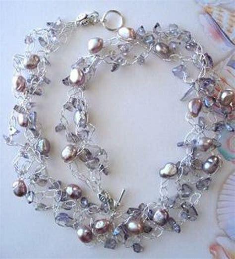 how to make wire crochet jewelry wire crochet jewelry 1 diy