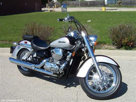 2004 honda shadow 2004 honda shadow aero 750 motorcycle usa
