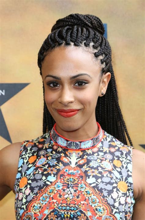 Box Plaits Hairstyles by 72 Box Braids Hairstyles With And Images