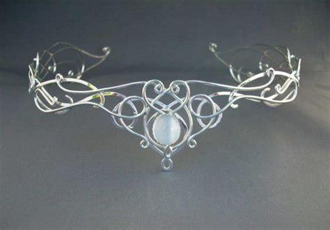celtic wedding headpieces i love 3 on pinterest etsy silvermoon circlet headpiece wedding bridal celtic