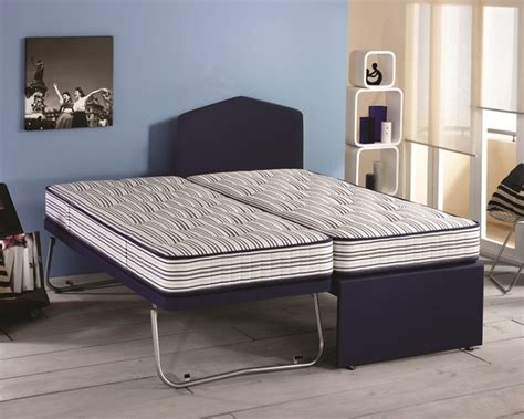 single bed with guest bed airsprung ortho sleep 2ft6 small single guest bed by