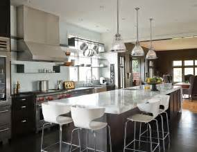 Custom Kitchen Islands With Seating 49 Impressive Kitchen Island Design Ideas Top Home Designs