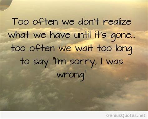 sorry quotes sorry and i m sorry quotes with wallpapers