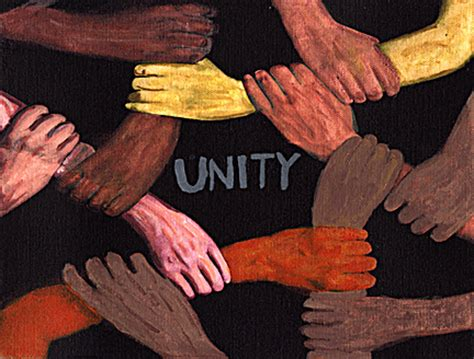16 steps for creating unity from differences find